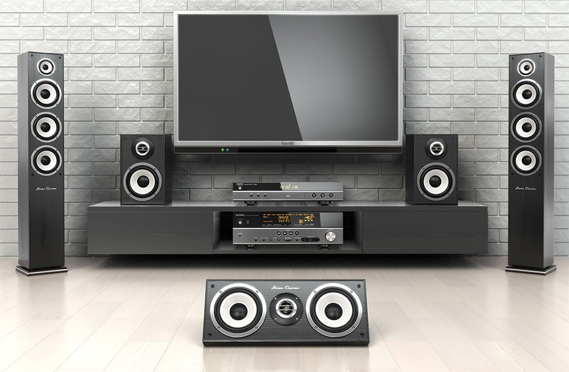 Surround Sound Serenity Av
